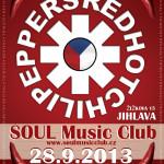 PAPRIKACZE v Jihlavě v Soul Music Clubu!