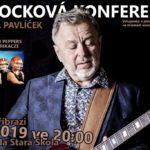 4. Rocková Konference Příbraz – Michal Pavlíček & Trio + PAPRIKACZE